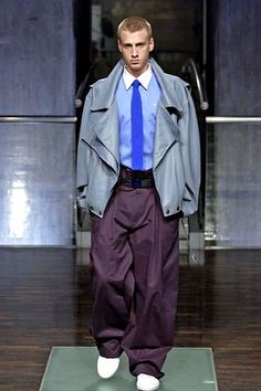 Raf Simons Spring 2005 Menswear Collection Photos - Vogue