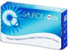 Sauflon 55 UV (6čoček) - Sauflon White Out Tape, Personal Care, Personal Hygiene