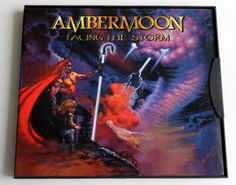 Ambermoon - Facing The Storm (Digibook on Underground Symphony)