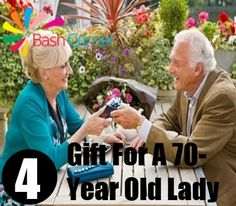 Gift Ideas For A 70 Year Old Lady