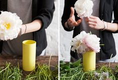 Flower Arranging Tips from Flower Girl NYC - One Kings Lane - Style Blog