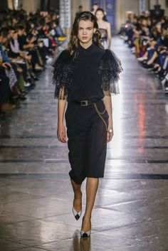 Givenchy, Printemps/été 2018, Paris, Womenswear