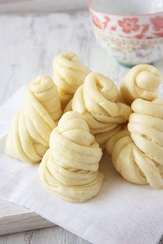 Chinese steamed buns. Beautiful, beautiful, beautiful.