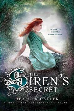 The Siren's Secret - Shapeshifter's Secret Book 2 - Hardcover