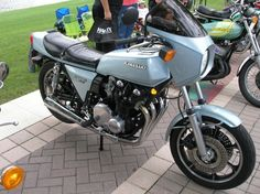 Kawasaki Z1R. Had a couple of these. Not a safe bike. Incredibly fun.