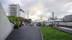 Gallery - Pearl River Beer Factory Landscape / Atelier cnS - 12
