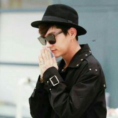 Lee Joon Gi Thank You tour SG 2017 airport back to Korea