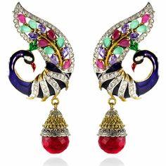Maheen Earrings