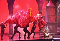 """Janet's Journals: """"Shrek The Musical"""" a fun, high-energy show at Midland Center for the Arts"""