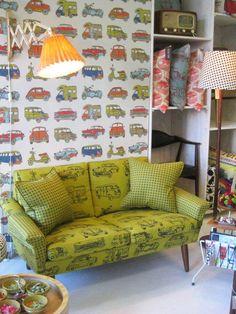 James Russell - Design Team Fabrics - Wallpaper - The Design Tabloid (5)
