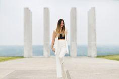 Melody, La minute fashion, shooting photo à Cergy pour Grain de Malice et…