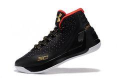 Curry 3 Signature Edition UA Men's Basketball shoes