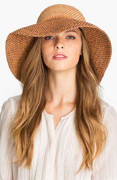 Helen Kaminski 'Provence 12' Raffia Straw Hat available at #Nordstrom