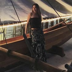 Sofia Vergara looked sultry after the sun went down as she posed in a hammock with a flower in her hair in Bora Bora, in a photo posted to social media on Thursday. Holidays In Bora Bora, Relaxing Holidays, Bedroom Eyes, Instagram And Snapchat, Sofia Vergara, Her Hair, Strapless Dress, The Incredibles