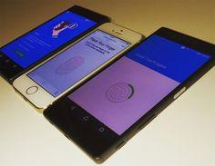 Sony Xperia Z5 und Z5 Compact Leak mit Fingerabdruckscanner auf der Seite