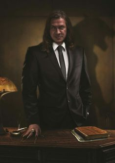 A demonic lawyer...  #urbanfantasy character inspiration