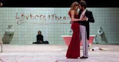 Hedda Gabler - Hedda Gabler --- #Theaterkompass #Theater #Theatre #Schauspiel #Tanztheater #Ballett #Oper #Musiktheater #Bühnenbau #Bühnenbild #Scénographie #Bühne #Stage #Set
