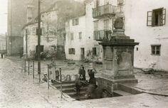 Puerta del Camino, #Santiago de Compostela 1919