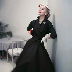Photo by Frances McLaughlin-Gill, 1952