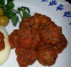 sk - recepty a videá o varení Tandoori Chicken, Beef, Ethnic Recipes, Food, Red Peppers, Meat, Essen, Meals, Yemek