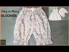 Baby Girl Dresses Fancy, White Baby Dress, Girls Dresses Sewing, Baby Dresses, Kids Frocks Design, Baby Frocks Designs, Como Fazer Short, Dress Sewing Tutorials, Kids Dress Patterns