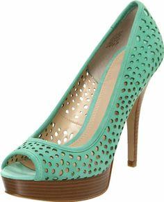Enzo Angiolini Women's Sully9 Platform Pump,Light Green Suede,9 M US Enzo Angiolini  Online Shopping click on Amazon here http://www.amazon.com/dp/B007VWDU0W/ref=cm_sw_r_pi_dp_NE7Otb1T506988V2