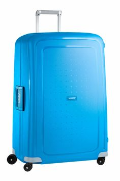 Samsonite S'Cure Spinner 81cm Pacific Blue
