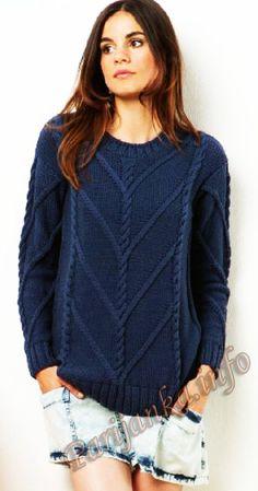 Пуловер (ж) 45*218 FAM №4819