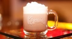Tricked Out Hot Cocoa: Herbal or coffee liqueurs and boozy marshmallows add an adult feel to a childhood favorite.
