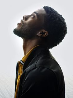 """""""The projects that I end up doing, that I want to be involved with in any way, have always been projects that will be impactful, for the most part, to my people — to black people. To see black people. Black Panther Marvel, Black Panther Art, Black Panther Chadwick Boseman, Jolie Photo, Black People, Black Is Beautiful, Black History, Black Men, Avengers"""