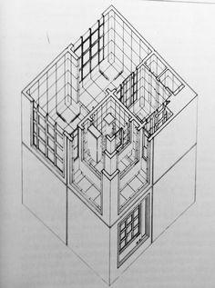 homme-de-lettres: Hiromi Fujii - Maison Todokori, Ichikawa, 1976