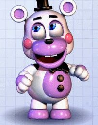Lops!Gifs Helpy FNAF FNAF SL FNAF 6 FNAF Gif i LOVE THIS LIL B OY..............TINY...a preci ous friend.... [hav this while i work on editing up more gifs to post. sorry i've been so inactiv. just been super busy and caught up with schoolwork. bonniesgifarcade.tumblr.com