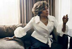 Get it Auntie! Fashion Forward Celebs Over 50 | Madame Noire | Black Women's Lifestyle Guide | Black Hair | Black Love