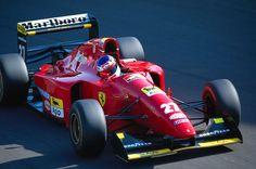 Jean Alesi Ferrari 1994