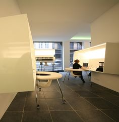 Lens°Ass Architects – Brussel Office