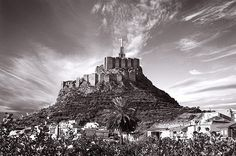 Castillo de MONTEAGUDO (MURCIA)
