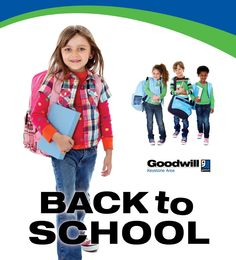 Shop Goodwill for great savings on #back2school clothing & supplies! Find a store near you at http://www.yourgoodwill.org/shop/stores-donation-centers/