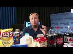 Alex Jones Eugenics Report: Genetically Altered Species, Along with Your Air, Water and Food Supply