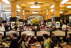 ICONIC NEW YORK CITY RESTAURANTS EVERY VISITOR SHOULD CHECK OUT