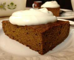 Gluten-Free Almond Butter Pumpkin Spice Cake