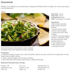 Americans eat 8 millions pounds of guac during the Super Bowl. Here's an easy, nutritious recipe courtesy of Beachbody's nutrition team.  Enjoy! #SuperBowl #healthysuperbowl #superbowlrecipes #healthysnacks
