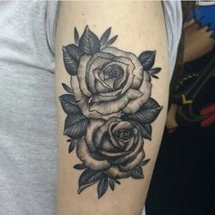 #tatto #rose #navetattoo