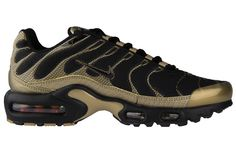 Nike Air Max Plus (Tuned 1) Golden Woven