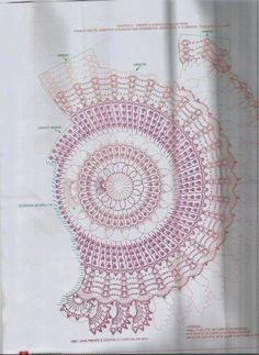 Tuniques au crochet