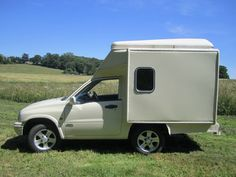 Suzuki Grand Vitara 16V Sport Camper Van: Bespoke Design: 4 Wheel Drive