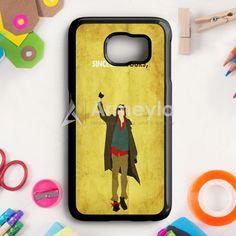 The Breakfast Club Sincerely Yours Samsung Galaxy S6 Edge Case | armeyla.com