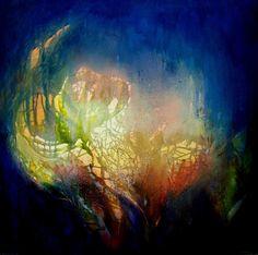 """""""Brilliance in a watergarden"""" by Nelly van Nieuwenhuijzen, via Exto. Water Garden, Art For Sale, Find Art, Saatchi Art, Original Paintings, Art Gallery, Sculpture, Canvas, Van"""