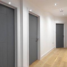 Ardosia grey internal door - JB Kind
