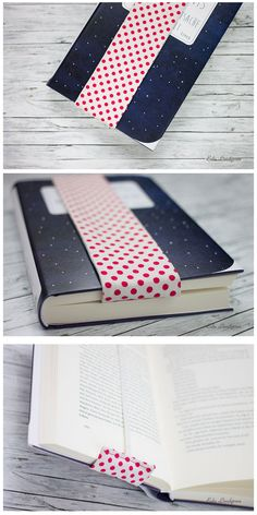 Sewing instructions Bookmark with rubber band Eda Lindg . Sewing instructions bookmark with rubber band Eda Lindgren Sewing To Sell, Sewing For Kids, Diy For Kids, Sewing Hacks, Sewing Crafts, Christmas Sewing, Sewing Projects For Beginners, Rubber Bands, Diy Crafts To Sell