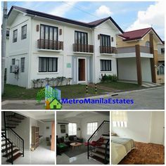 PEPPERMINT House model - Furnished Single Detached House and lot in Lipa Batangas. LIPA BATANGAS IS JUST AN HOUR DRIVE FROM METRO MANILA VIA SLEX THEN STAR TOLL. For more info, visit my website www.metromanilaestates.com